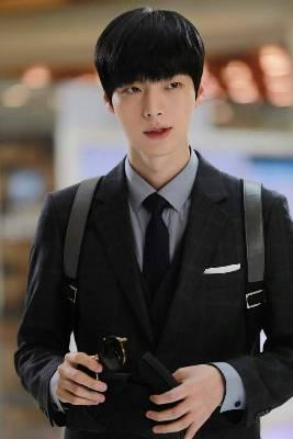 �� ��� ո� / Ahn Jae Hyun
