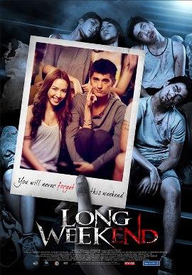 Длинный уик-энд [2013] / Long Weekend